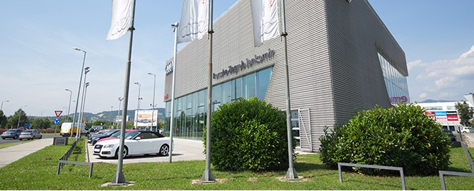 Porsche Zagreb Jankomir